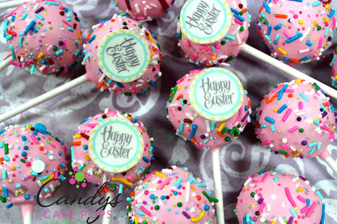 Easter Cake Pop Gift Box