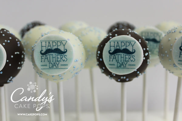 Father's Day Cake Pops Gift Box