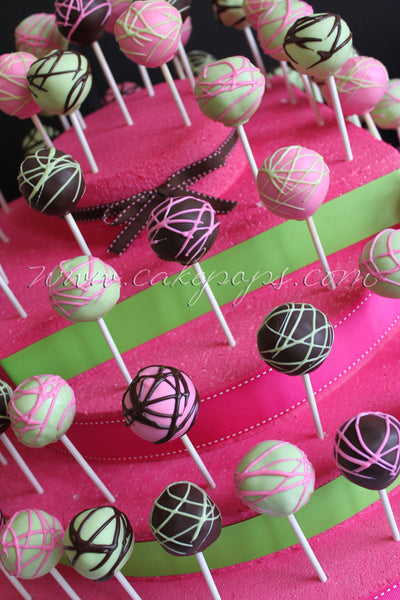 Custom Cake Pop Cake Display (Cake Pops + Display)