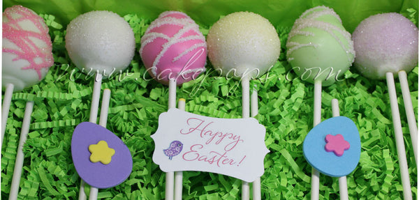 Easter Egg Cake Pop Box