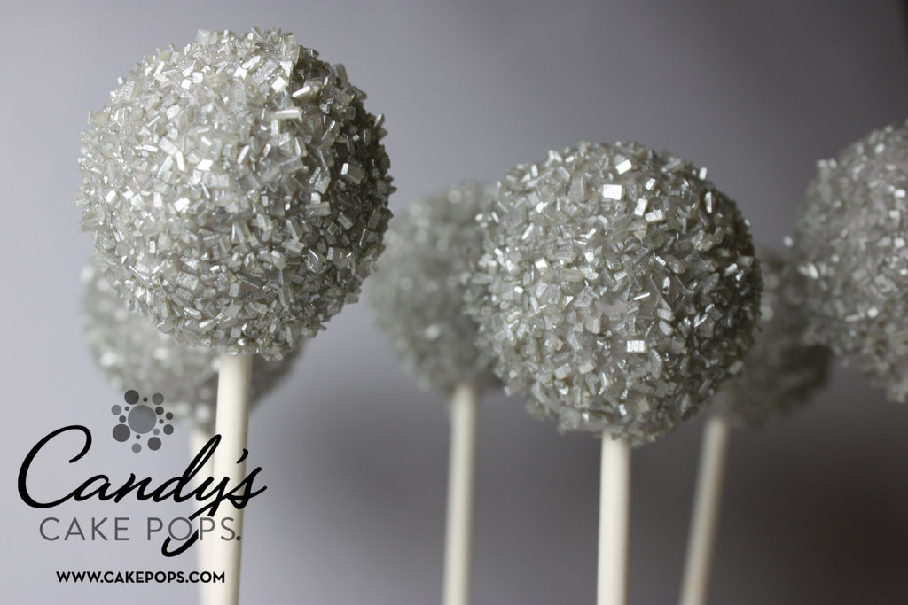 Wholesale / Bulk Simple Design Cake Pops *ONE OUTSIDE COATING COLOR ON