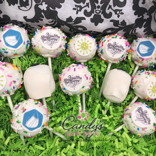 Stay Well Cake Pop Care Package