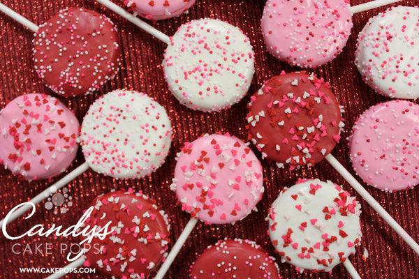 Valentine's Day Party Chocolate Covered Oreos (Starts at 2 Dozen)