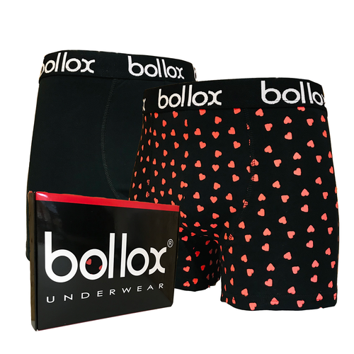 Valentine's Bollox  (2 pack) - LIMITED EDITION