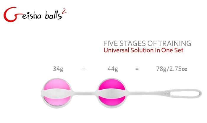 Kegel Exercises With Geisha Balls 2 | Photo 11 - Gvibe.com