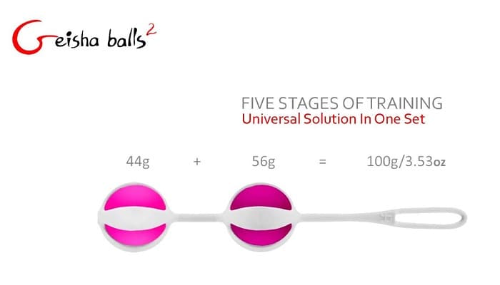 Kegel Exercises With Geisha Balls 2 | Photo 12 - Gvibe.com