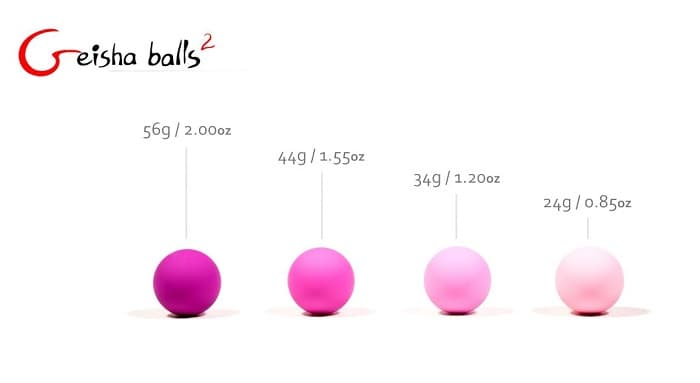 Kegel Exercises With Geisha Balls 2 | Photo 9 - Gvibe.com