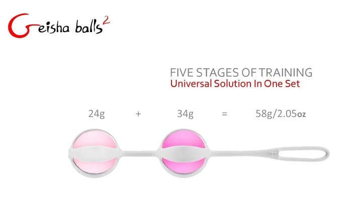 Kegel Exercises With Geisha Balls 2 | Photo 10 - Gvibe.com