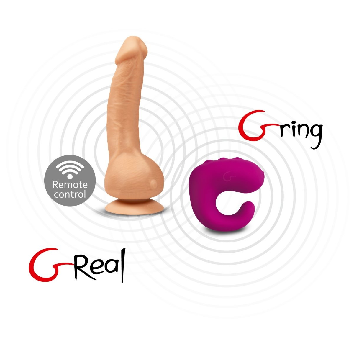 Bioskin™ Greal - Flesh - Buy Realistic Vibrating Dildo - Gvibe.com
