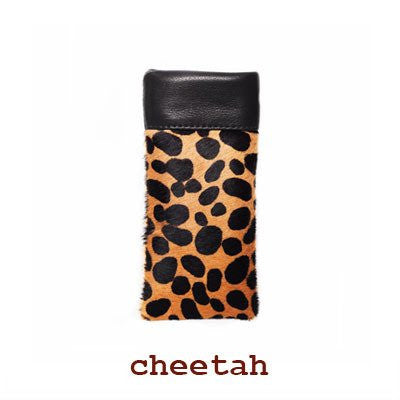 Hair-on-hide Cheetah