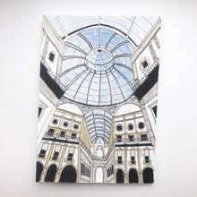 Load image into Gallery viewer, Galleria Vittorio Emanuele - A5
