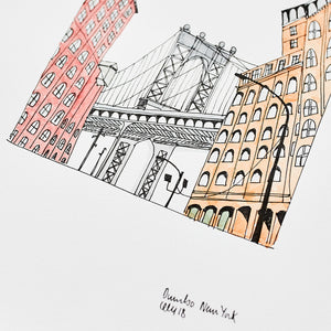 Dumbo New York size A4