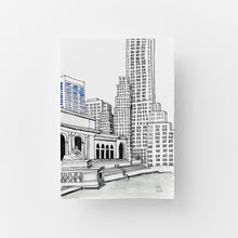 Load image into Gallery viewer, New York City Public Library size 14,9 x 21 cm
