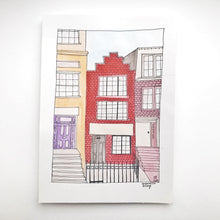 Load image into Gallery viewer, Greenwich Village - A5