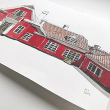 Load image into Gallery viewer, Anchers hus - A5