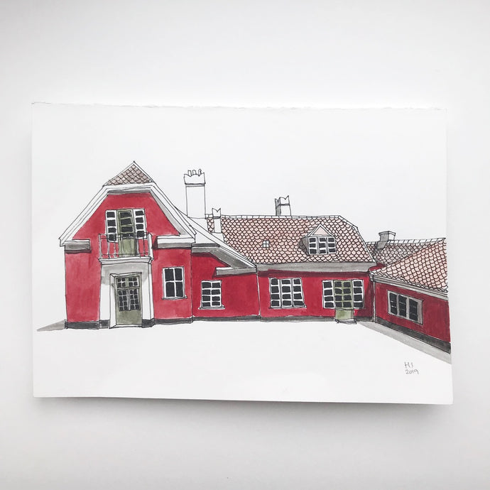 Anchers hus - A5