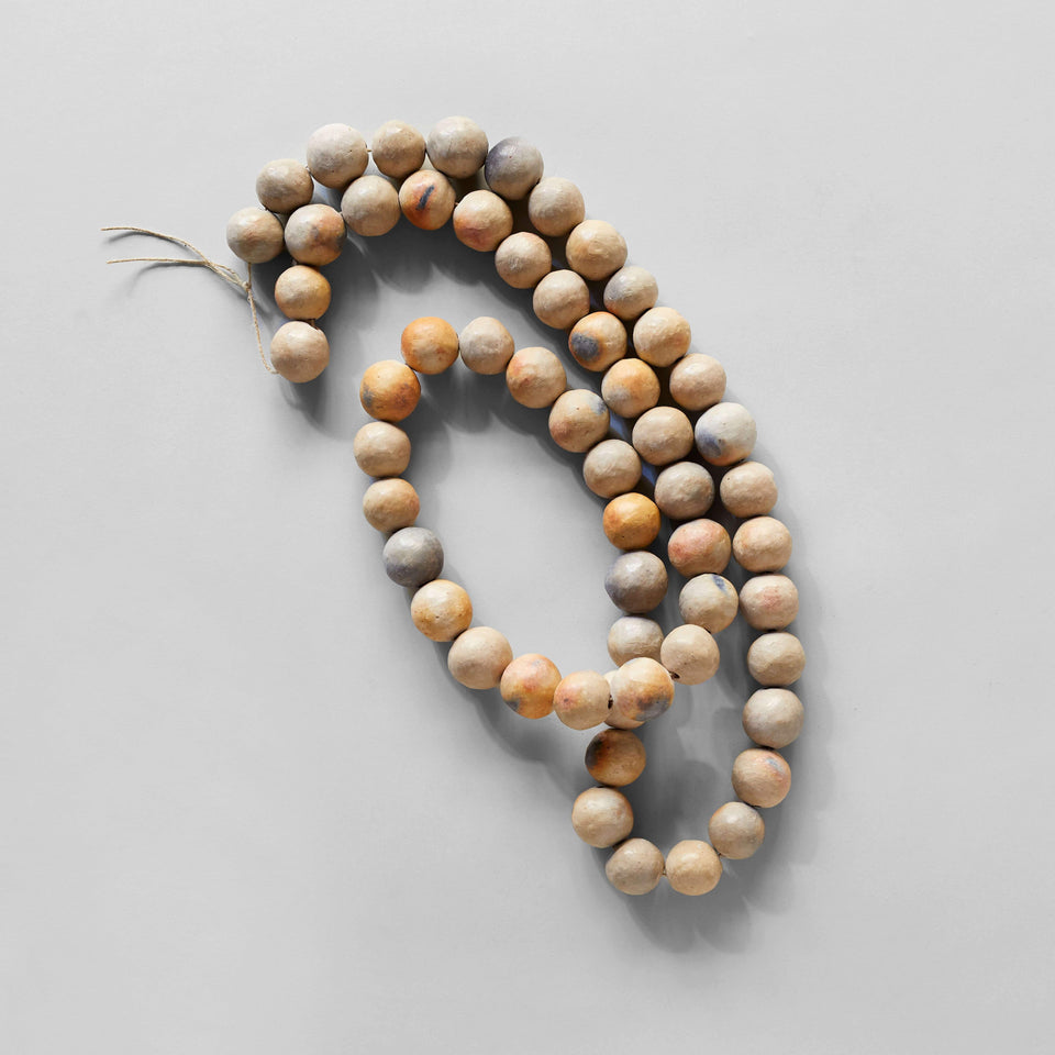 Tunisian Clay Beads, Large