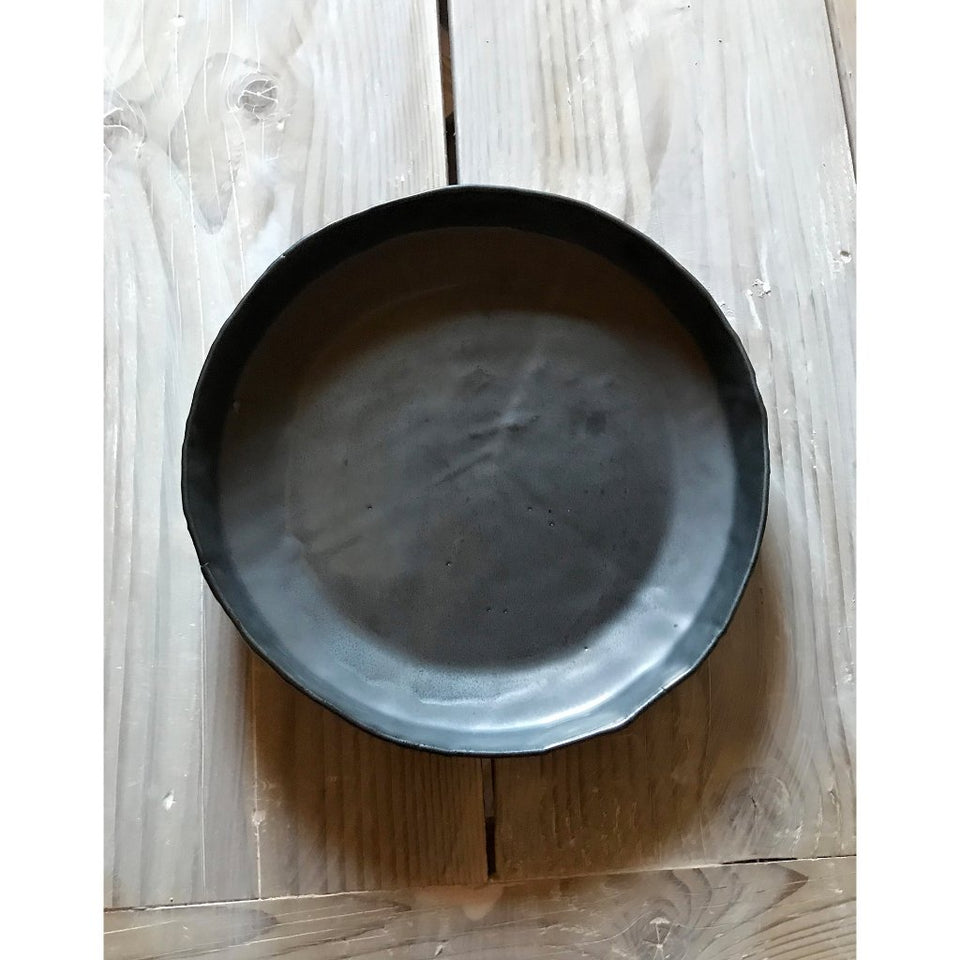 Stucco Serving Bowl