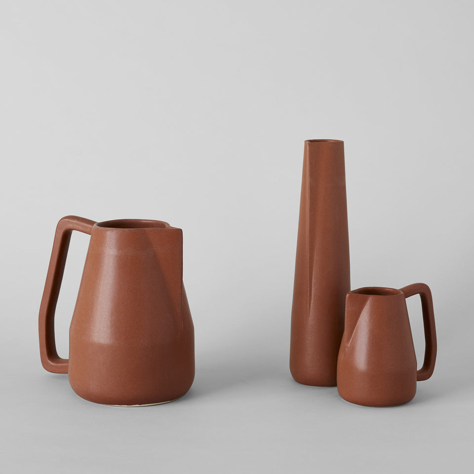 Brown Novah Pitcher