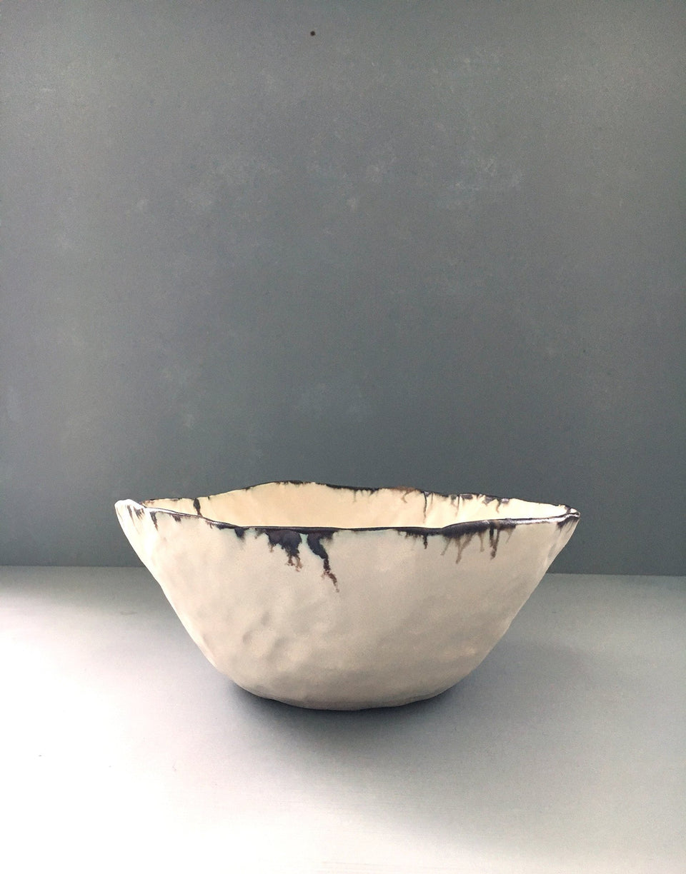 Pinch Serving Bowl
