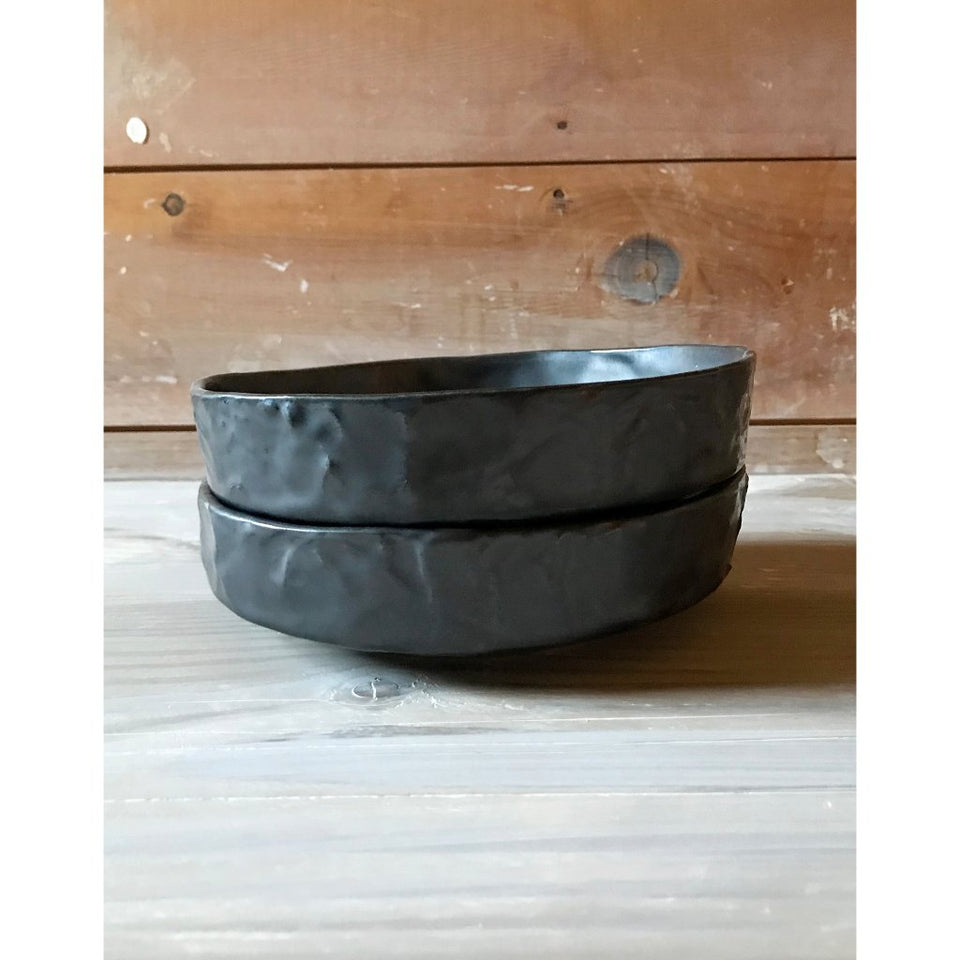 Stucco Everything Bowl - Mussel