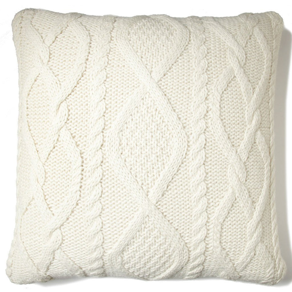 Chalet Cable Pillow