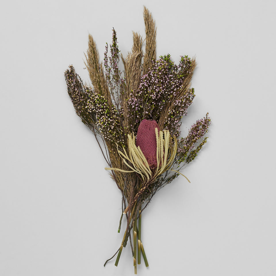 Dried Pink Heather