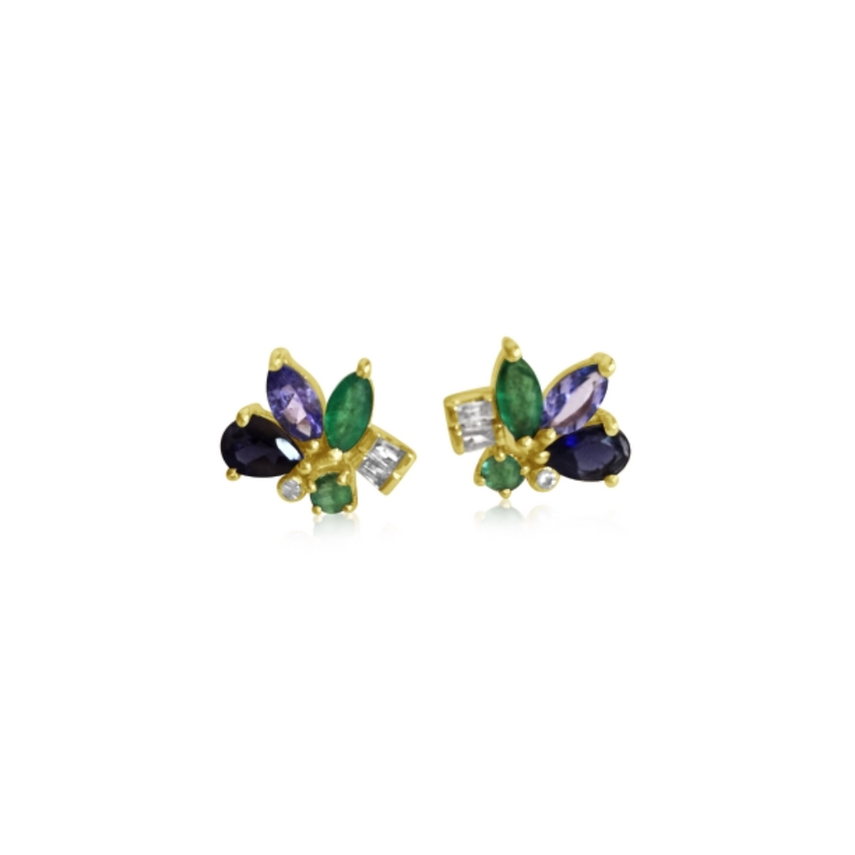 BORA Stud Earrings
