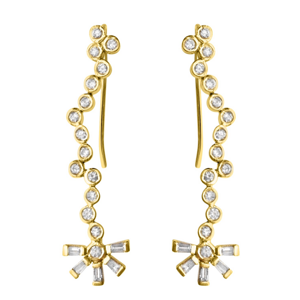 STELLAR Diamond Earrings