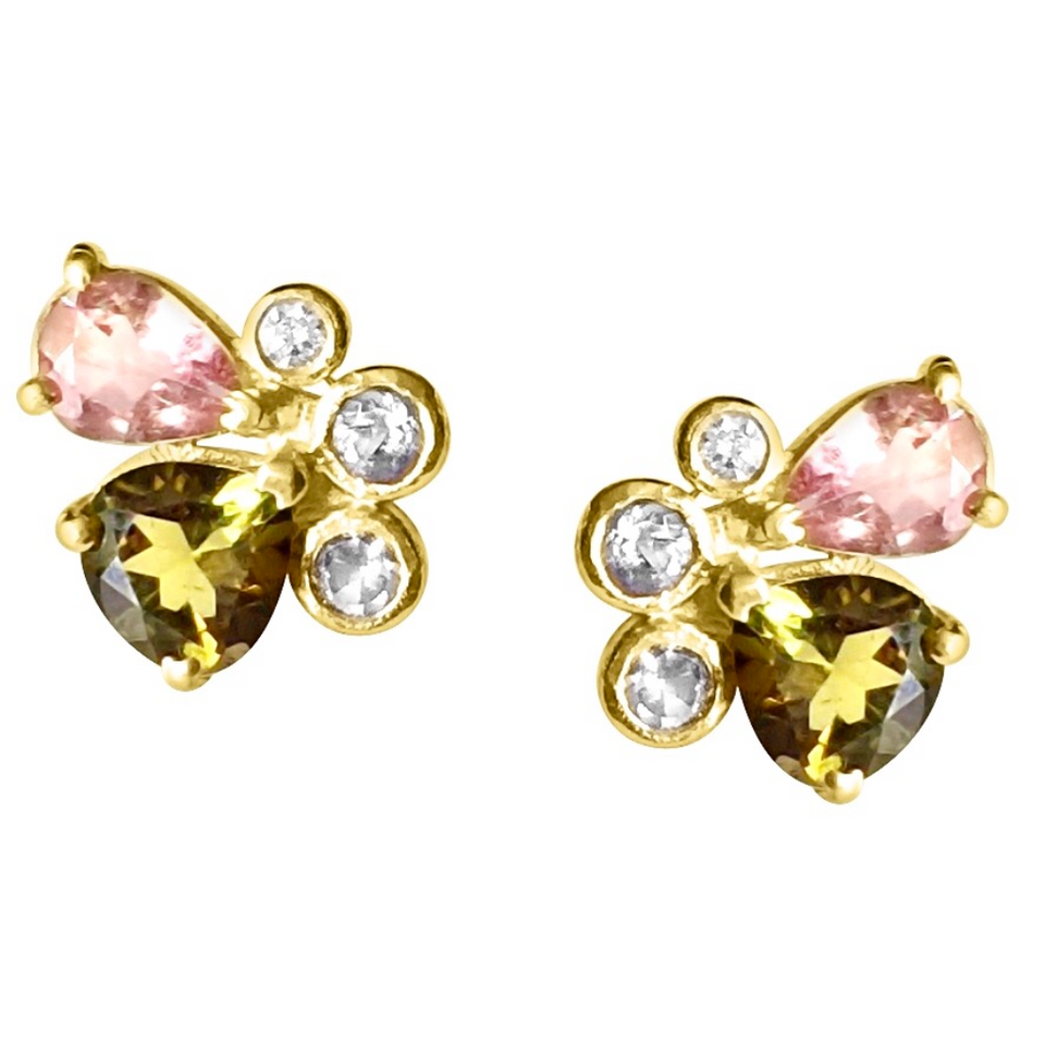 PAPILION  Stud Earrings