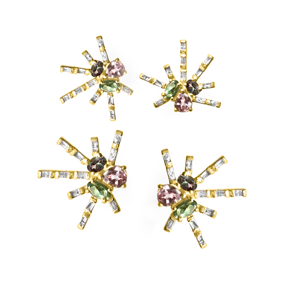 BELLIS Stud Earrings