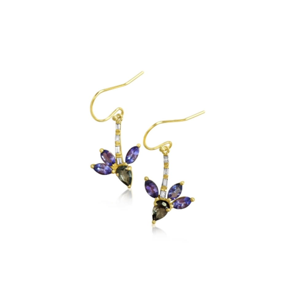 WUDSIA Earrings w French hook