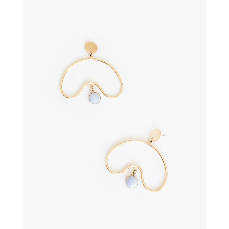 Cul-de-sac Earrings