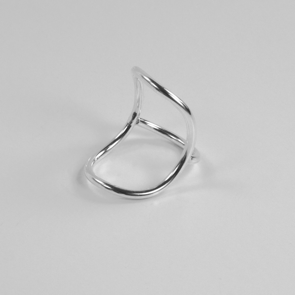 Curved Frame Ring