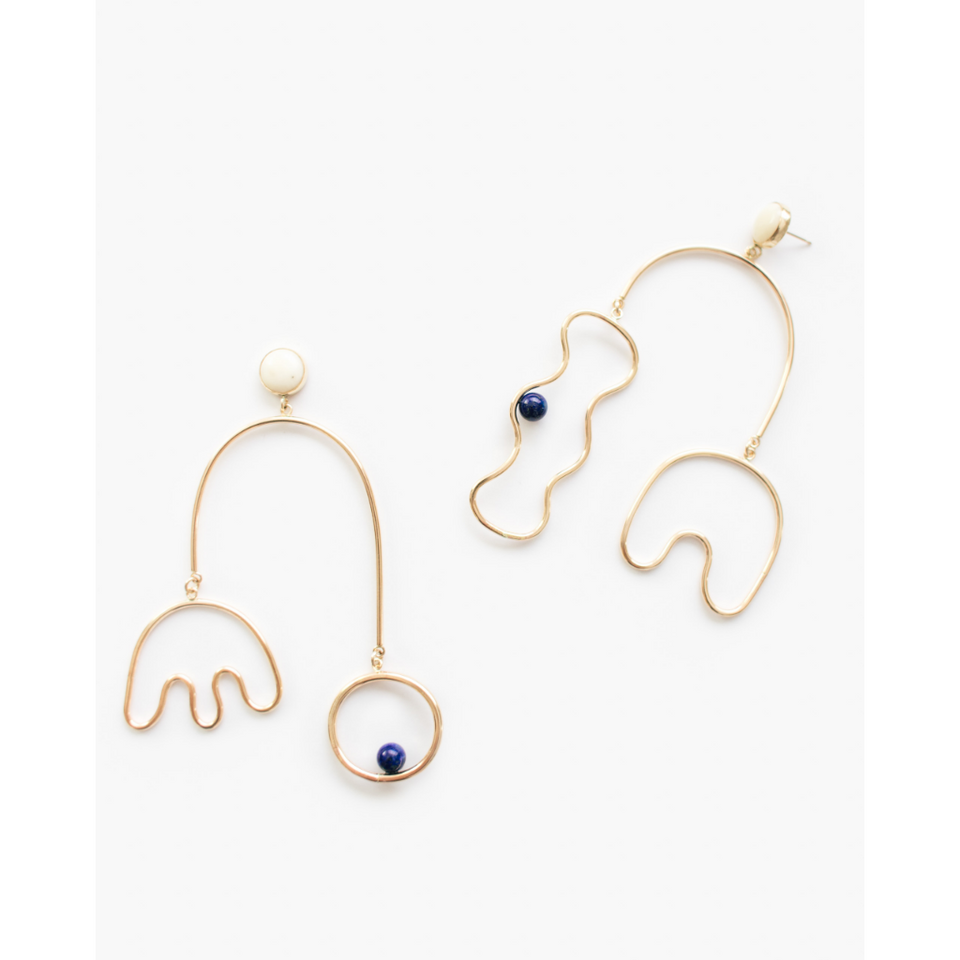 Coba Mobile Earrings