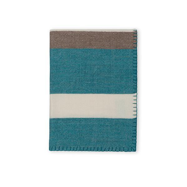 Block Stripe Throw