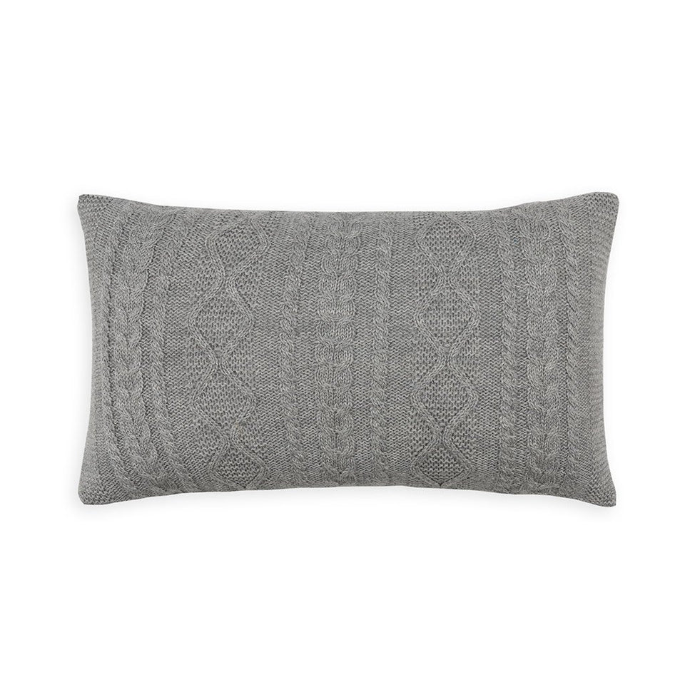 Howard Cable Rectangle Pillow