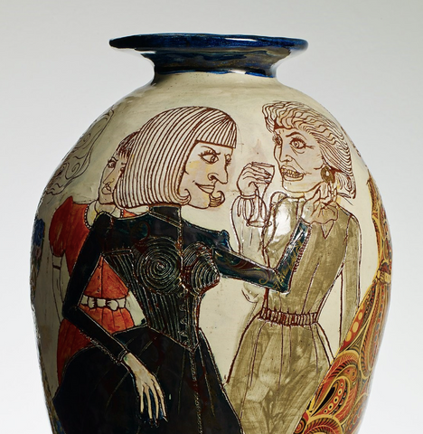 Grayson Perry The Pre-Therapy Years at The Holburne Museum