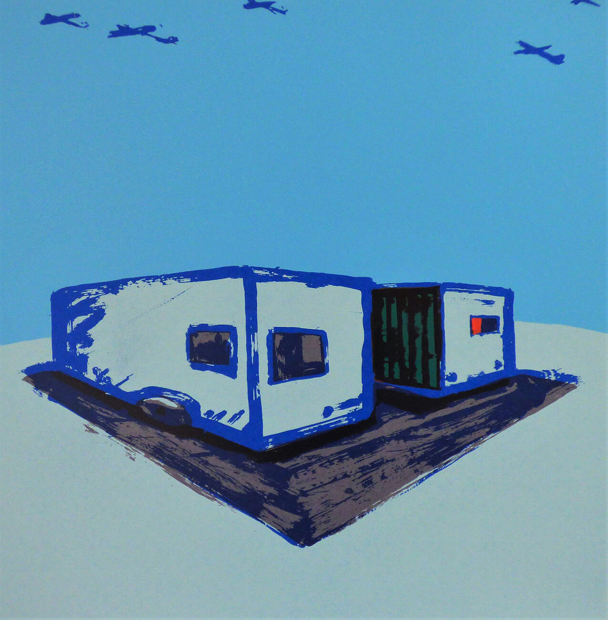 Alexander Johnson Deanland Trailers for Modern ArtBuyer