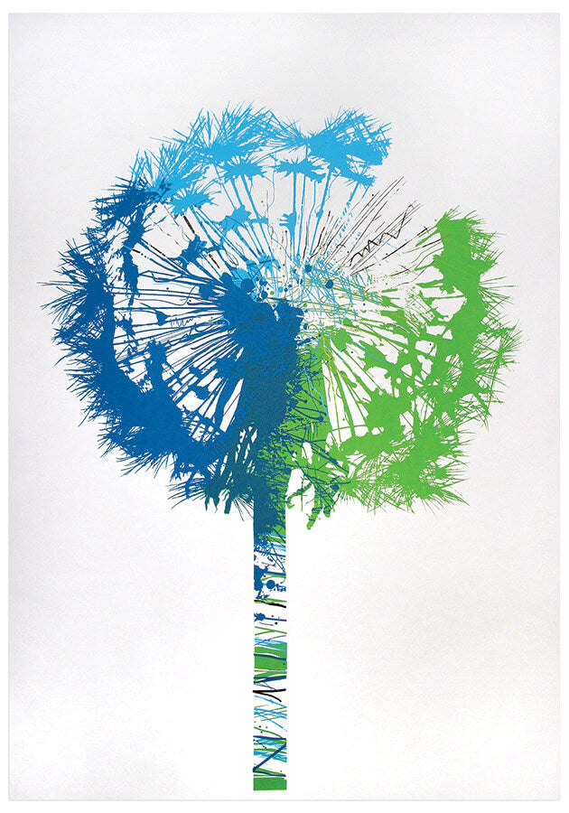 Chris Keegan Giant Dandelion for Modern ArtBuyer