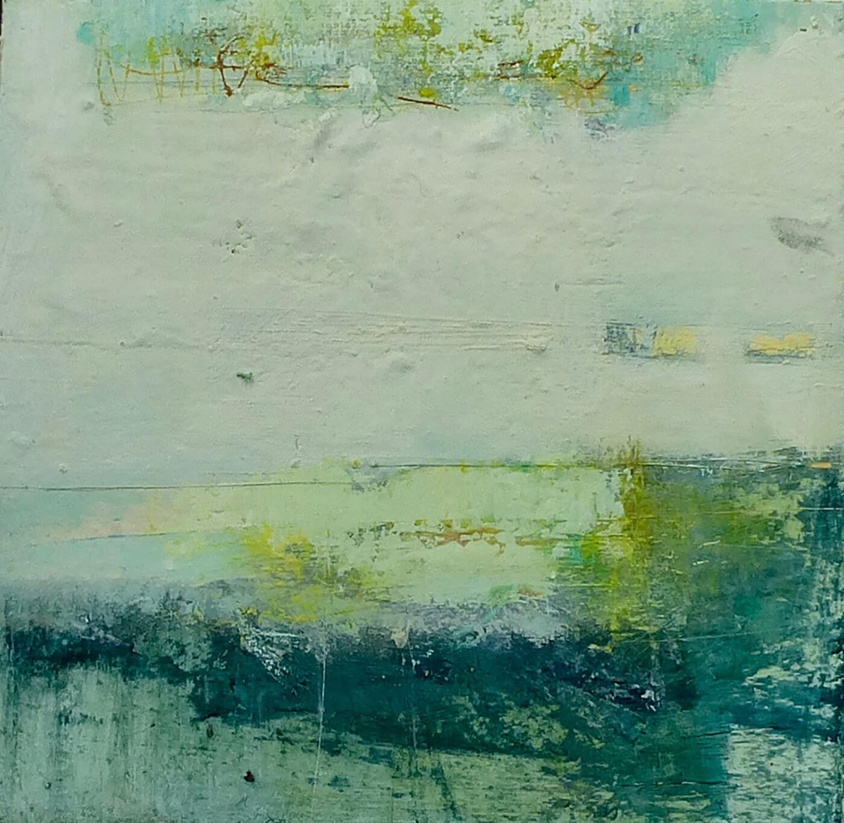 Plum Neasmith The green beneath - Modern ArtBuyer