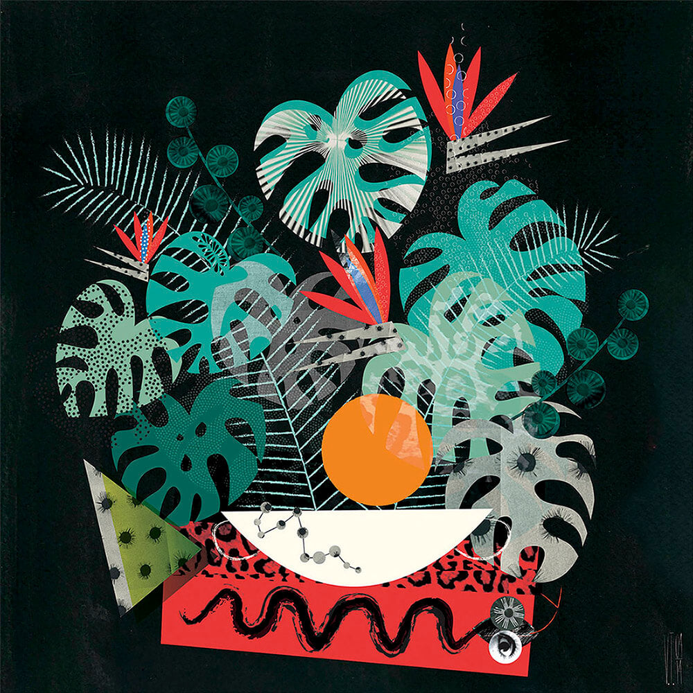 Dreaming of Matisse I