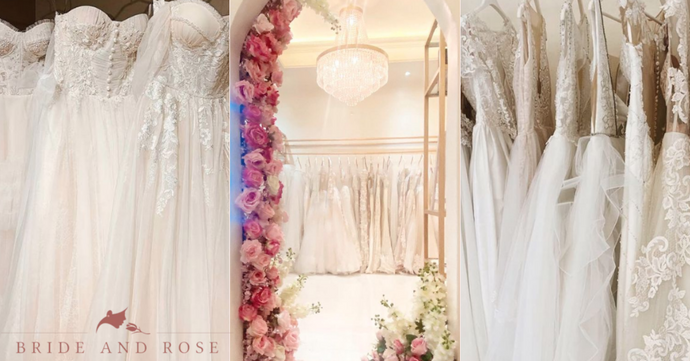 ICYMI: This Bridal Store in Quezon City is a Home to the Wedding Gowns You See on Pinterest!