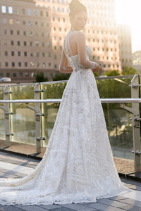 NYC 'Francesca' Elly Haute Couture RTW 057-720 Ready To Wear European Bridal Wedding Gown Designer Philippines