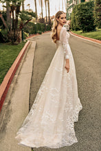 Load image into Gallery viewer, Los Angeles 'Kristen' Elly Haute Couture RTW 067-435 Ready To Wear European Bridal Wedding Gown Designer Philippines