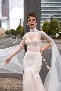 Melody Of Happiness 'Melissa' Elly Haute Couture RTW 068-315 Ready To Wear European Bridal Wedding Gown Designer Philippines