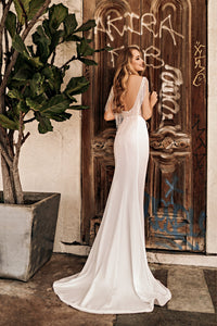 Los Angeles 'Scarlett' Elly Haute Couture RTW 069-285 Ready To Wear European Bridal Wedding Gown Designer Philippines