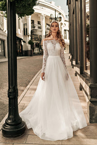 Los Angeles 'Reese' Elly Haute Couture RTW 070-560 Ready To Wear European Bridal Wedding Gown Designer Philippines