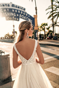 Los Angeles 'Marilyn' Elly Haute Couture RTW 086-345 Ready To Wear European Bridal Wedding Gown Designer Philippines