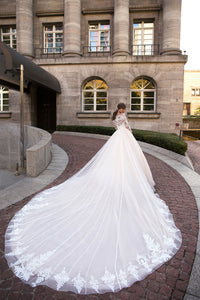 Spirit of Love 'Nora' Elly Haute Couture RTW 091-785 Ready To Wear European Bridal Wedding Gown Designer Philippines